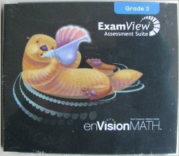 9780328343768: Envision Math: Examview Assessment Suite, Grade 3