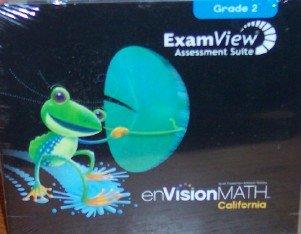 Exam View Assessment Suite Grade 2 (California enVision Math)
