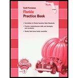 9780328355143: Grade 5 Scott Foresman Reading Street Florida Practice Book (Scott Foresman Reading Street)