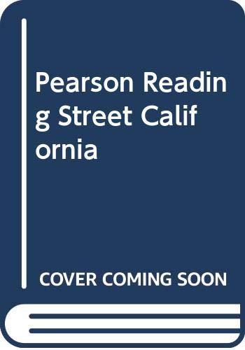 9780328365937: Pearson Reading Street California
