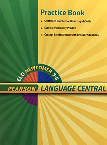 9780328384075: READING 2010 ENGLISH LANGUAGE DEVELOPMENT NEWCOMER PRACTICE BOOK GRADE 3/5