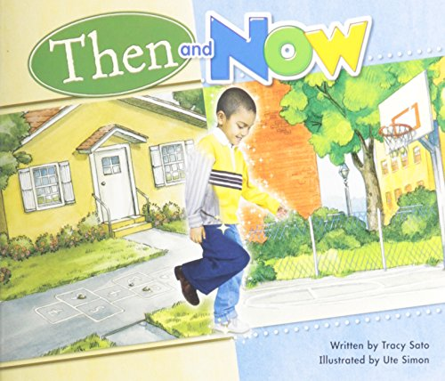 9780328385157: READING 2010 (AI5) LITTLE BOOK GRADE K.3.5 THEN AND NOW