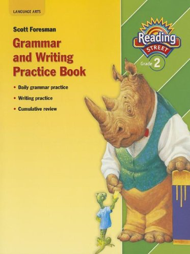 9780328389407: READING 2010 (AI5) GRAMMAR AND WRITING PRACTICE BOOK GRADE 2