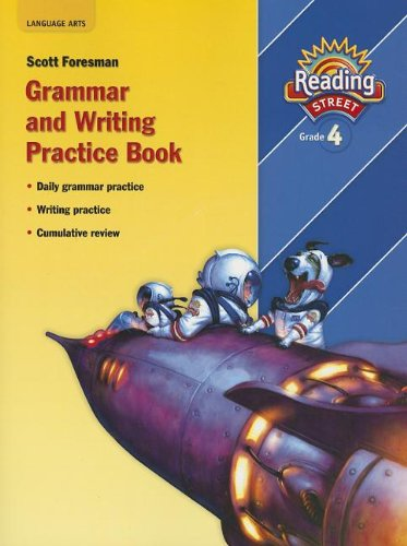 9780328389421: READING 2010 (AI5) GRAMMAR AND WRITING PRACTICE BOOK GRADE 4