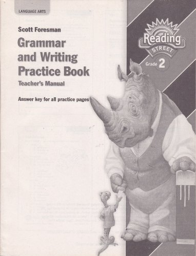 Scott Foresman Grammar and Writing Practice Book,: Foresman, Scott