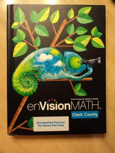 9780328401475: enVision Math - Clark County - Grade 4