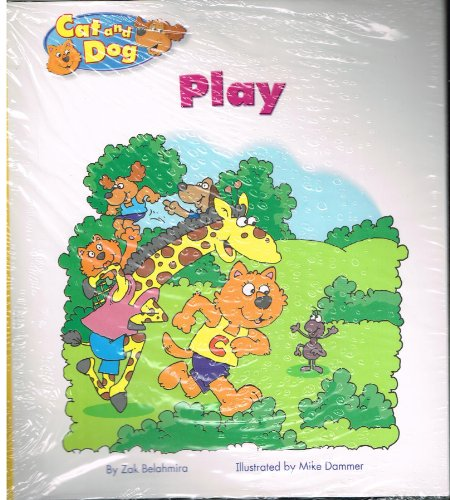 9780328414505: READING 2010 (AI5) STUDENT READER 6-PACK GRADE K UNIT 1 WEEK 3 CAT AND DOG PLAY