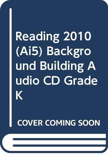 9780328415731: Reading Street (AI5) Background Building, Grade K