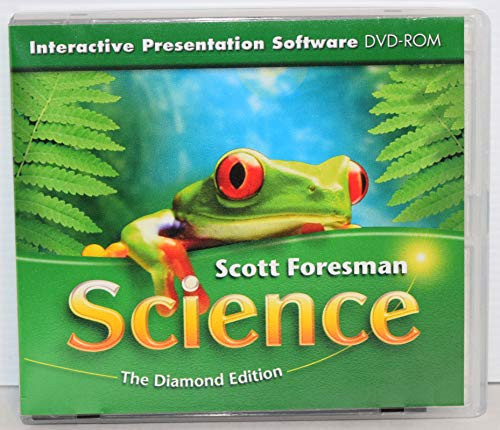 SCIENCE 2008 INTERACTIVE PRESENTATION SOFTWARE DVD GRADE 2: Scott Foresman