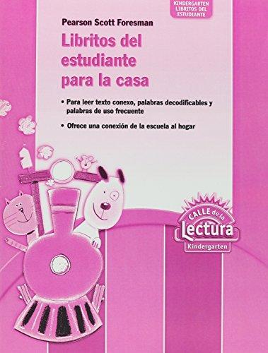 9780328450213: READING 2010 SPANISH (AI8) TAKE HOME KINDERGARTEN STUDENT READERS GRADE K