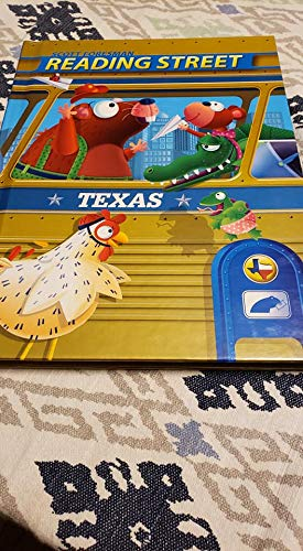 Scott Foresman Reading Street Texas Edition Unit 4: Pearson