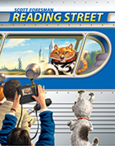 9780328455645: Reading Street Grade 4 Level 1