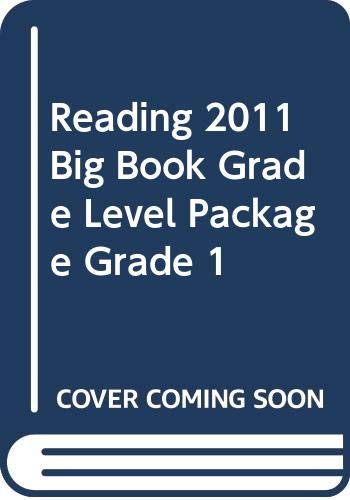 9780328466092: READING 2011 BIG BOOK GRADE LEVEL PACKAGE GRADE 1