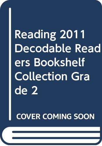 9780328466139: READING 2011 DECODABLE READERS BOOKSHELF COLLECTION GRADE 2