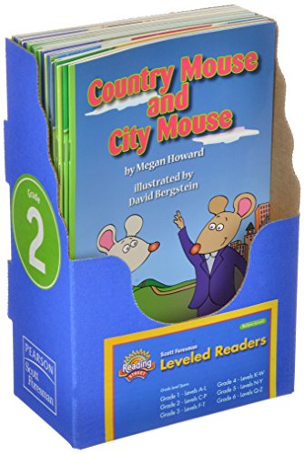 9780328466429: READING 2011 LEVELED READERS BELOW-LEVEL GRADE LEVEL PACKAGE GRADE 2