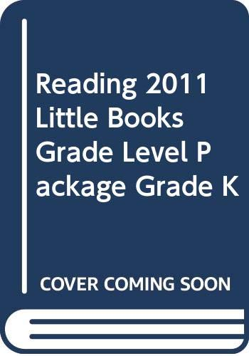 9780328466696: READING 2011 LITTLE BOOKS GRADE LEVEL PACKAGE GRADE K