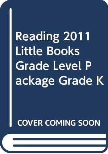9780328466696: READING 2011 LITTLE BOOKS GRADE LEVEL PACKAGE GRADE K