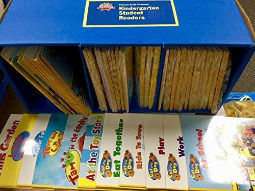 9780328467266: READING 2011 KINDERGARTEN STUDENT READERS BOOKSHELF COLLECTION GRADE K