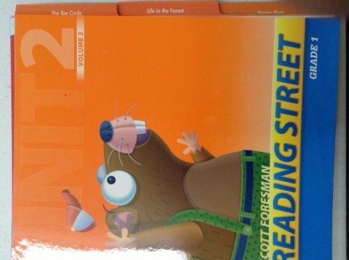 Scott Foresman: Reading Street, Grade 1, Unit 5, Vol. 2, Teacher's Edition: J David Pearson