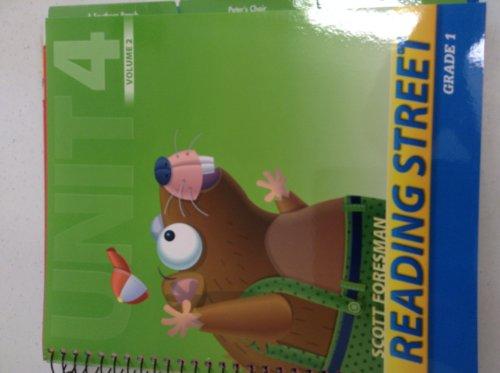 9780328470020: Scott Foresman Reading Street, Grade 1, Unit 4, Vol. 2, Teacher's Edition