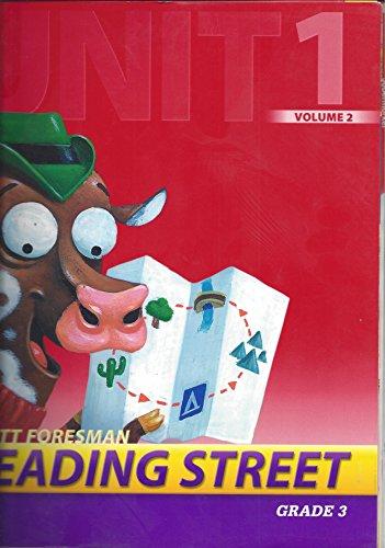 9780328470204: Reading Street Grade 3 Unit 1 Volume 2