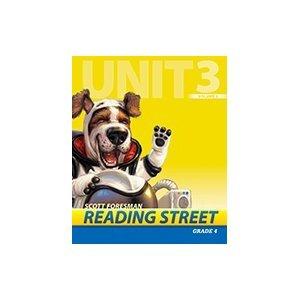 9780328470365: Scott Foresman Reading Street Grade 4, unit 3, Vol. 1, Teacher edition