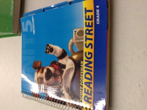 9780328470402: Scott Foresman: Reading Street, Grade 4, Unit 5, Vol. 1, Teacher's Edition