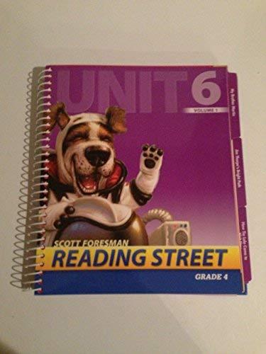 9780328470426: Scott Foresman Reading Street, Grade 4, Unit 6, Vol. 1, Teacher's Edition