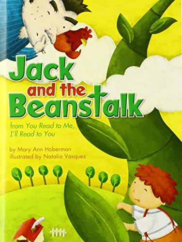 9780328472383: READING 2011 LITTLE BOOK GRADE K UNIT 2 WEEK 6 JACK AND THE BEANSTALK (Scott Foresman Reading: Red Level)