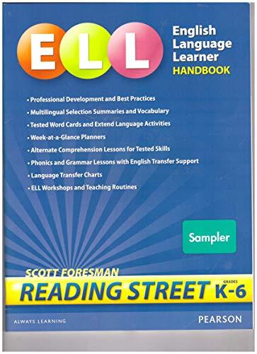 9780328476398: English Language Learners Handbook, Reading Street 1