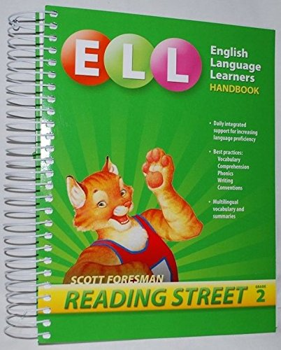 9780328476404: Scott Foresman Grade 2 Reading Street ELL English Language Learners Handbook Differentiated Instruction