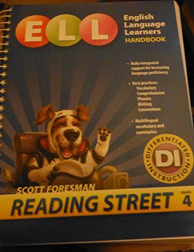 9780328476428: English Language Learners Handbook; Grade 4; (Scott Foresman Reading Street)