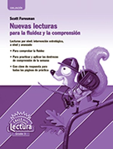 9780328478149: READING 2011 SPANISH FRESH READS FOR FLUENCY AND COMPREHENSION WORKBOOK GRADE 3