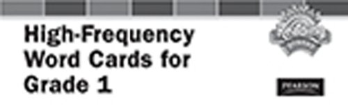 9780328478286: READING 2011 HIGH-FREQUENCY TESTED VOCABULARY CARDS GRADE 1