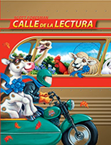 READING 2011 SPANISH ENVISION IT! PICTURE VOCABULARY CARDS GRADE 5: Scott Foresman