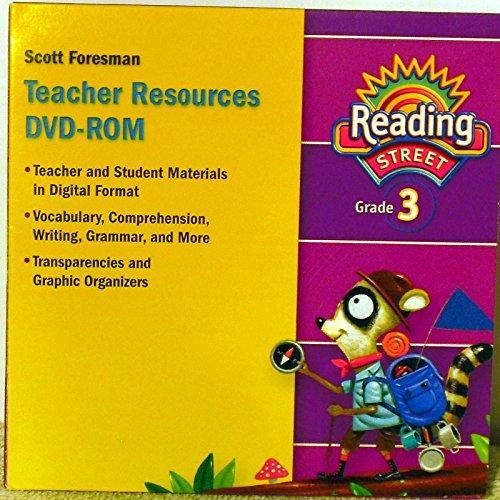 9780328480753: READING 2011 TEACHER RESOURCE DVD-ROM GRADE 3