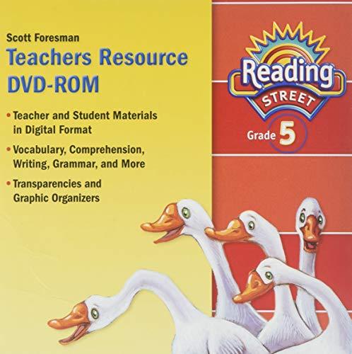 9780328480777: READING 2011 TEACHER RESOURCE DVD-ROM GRADE 5