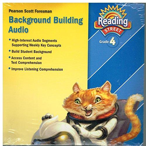 9780328481606: READING 2011 BACKGROUND BUILDING CD GRADE 4