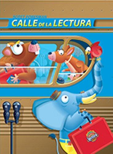 9780328483754: Calle de la Lectura: Cuaderno de lectores y escritores Grado 1 (Spanish Edition)