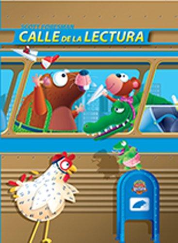 9780328484355: Calle De La Lectura, Grade 1.4, Student Edition