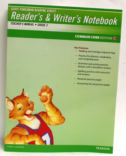 Readers and Writers Notebook Teachers Manual Grade