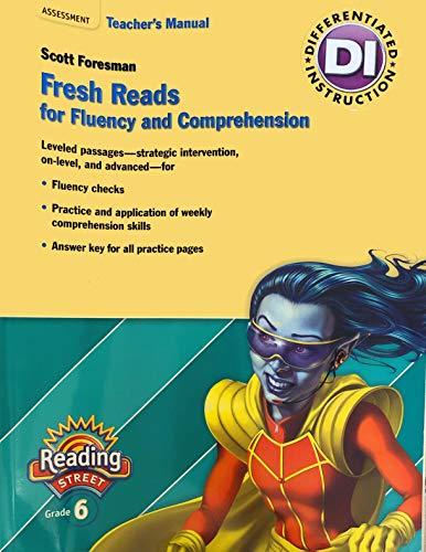 9780328484867: Reading Street Grade 6 Fresh Reads for Fluency and Comprehension - Assessment - Teacher's Manual