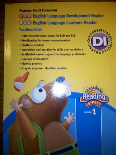 9780328485529: ELD and ELL Reader, TEaching Guide Grade 1