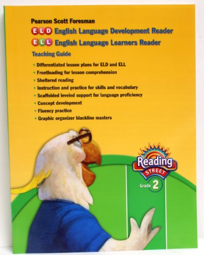 9780328485536: ELD/ELL Teaching Guide Reading Street Grade 2