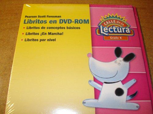 READING 2011 SPANISH READING STREET READERS CD-ROM GRADE K: Scott Foresman