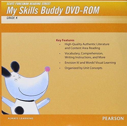 READING 2011 MY SKILLS BUDDY DVD-ROM GRADE K: Scott Foresman