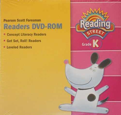 9780328487189 READING 2011 READING STREET READERS DVD ROM