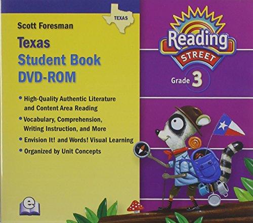 9780328487219: READING 2011 READING STREET READERS DVD-ROM GRADE 3
