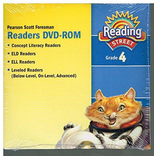 READING 2011 READING STREET READERS DVD-ROM GRADE 4: Scott Foresman