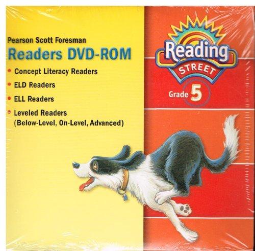 9780328487233: READING 2011 READING STREET READERS DVD-ROM GRADE 5